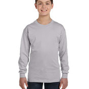 Youth  Heavy Cotton™ 5.3 oz. Long-Sleeve T-Shirt