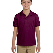 Youth 6.8 oz. Piqué Polo