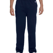 Adult 9 oz. Double Dry Eco® Open-Bottom Fleece Pant with Pockets