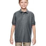 Youth 6 oz. Double Piqué Polo