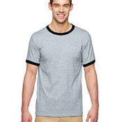 Adult 5.5 oz. Ringer T-Shirt