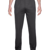 Adult 6 oz. DRI-POWER® SPORT Pocketed Open-Bottom Sweatpant