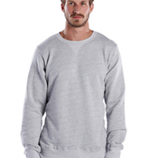 Men's Long-Sleeve Pullover Crew