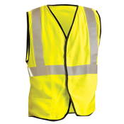 Men's High Visibility Premium Flame Resistant Solid Vest